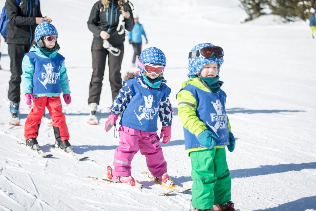 Skiing with Children in the French Alps - Family Ski Company 5cf65c4b7