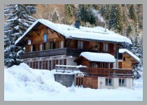 chalet'leauvive