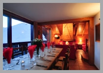 ski chalets in Reberty, France - Les Trois Vallees - The Three Valleys - Chalet Anna