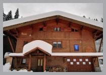 ski chalets in Ardent, France - Chalet Grolet