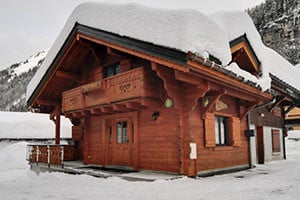 Chalets in Ardent